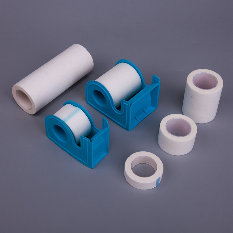 Medical Non-woven surgical paper adhesive tape