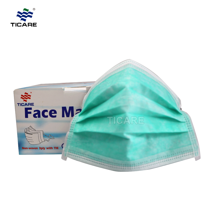 Medical Non-woven Face Mask