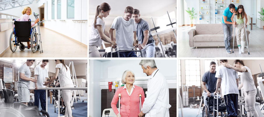 TICARE Medical Rehabilitation therapy