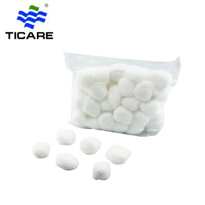 Disposable Medical cotton wool balls