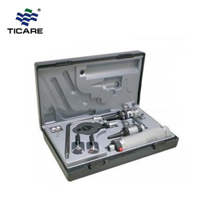 Medical ophthalmoscope otoscope set