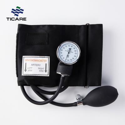 High quality manual aneroid sphygmomanometer blood pressure monitor