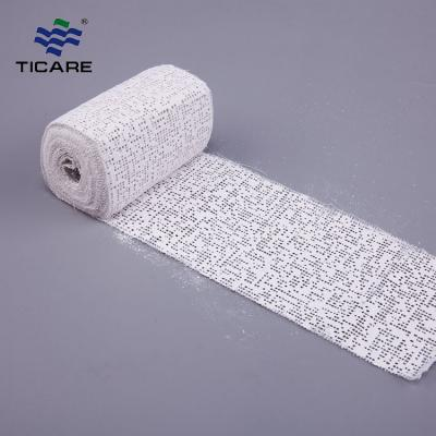 Medical White Plaster orthopaedic POP bandage