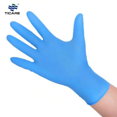 Medical Disposable Sterile Nitrile gloves
