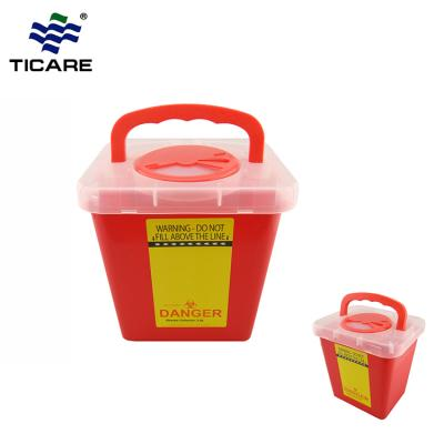 Medical Sharps Container Hospital Use