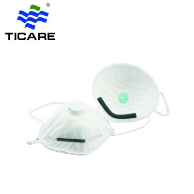Medical non-woven FFP2 face mask