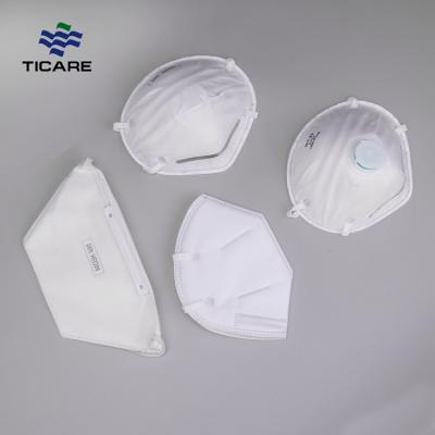 Medical Disposable non-woven FFP2 face mask