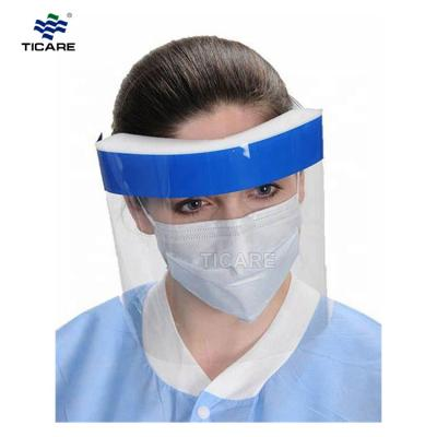 medical food Disposable Face Shield