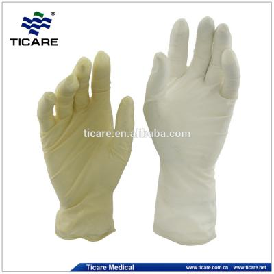 Disposable Non-Sterile Latex Surgical Gloves
