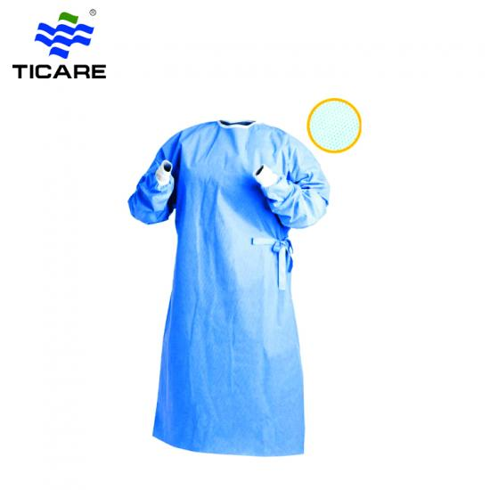 Hospital PP Isolation Examination gown