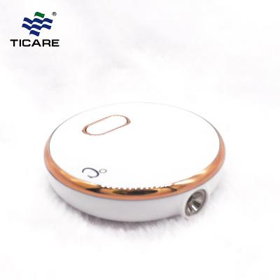 Portable round shape no touch pocket digital thermometer supplier