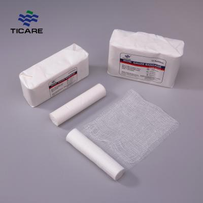 100% Cotton Absorbent wow Gauze Bandage