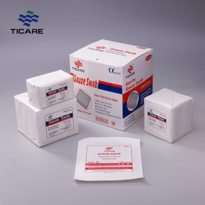 Medical Disposable surgical gauze swab