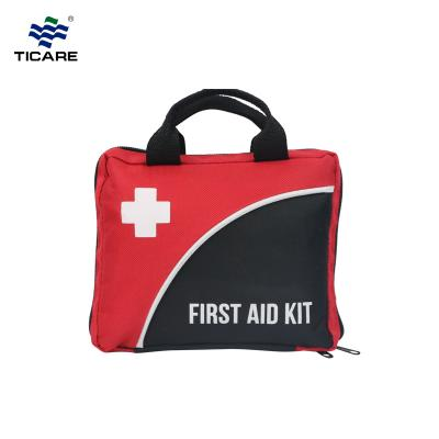 90Pcs Outdoor First Aid Kit Bag
