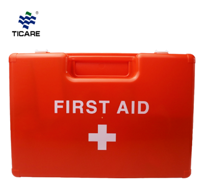 Luxury ABS First Aid Kit 40x33x33mm