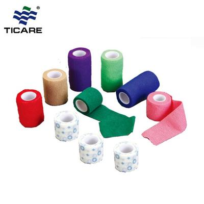 Custom Cartoon Parttern Cohesive Bandage