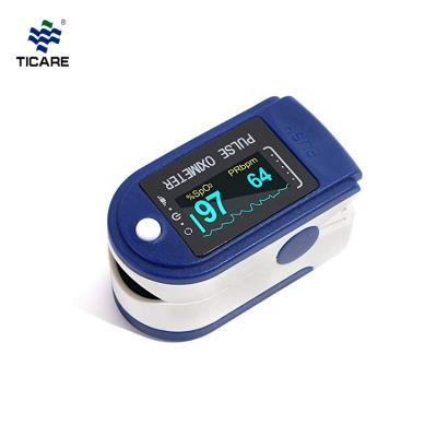 Blue Fingertip Pulse Oximeter manufacturer